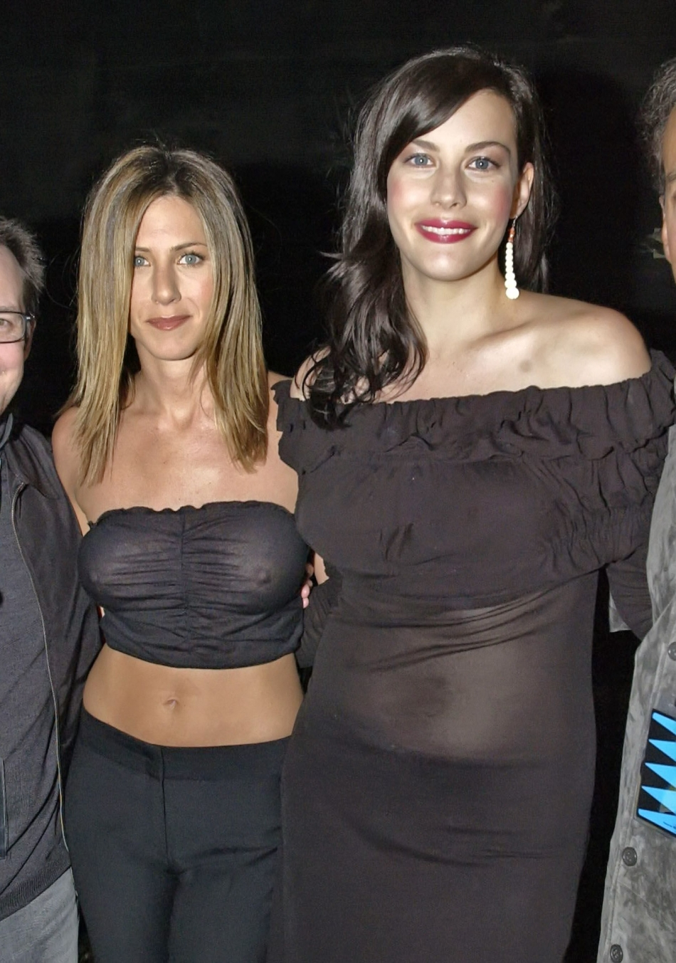 Jennifer Aniston Oops