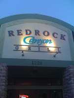 Redrock Canyon Grill at Pointe Orlando