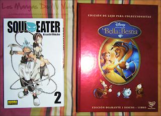 Soul Eater + La Bella y la Bestia Lujo