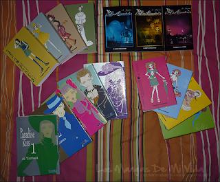 Compra de segunda mano a Akane-chas -> Obras de Ai Yazawa