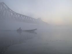 Letnje magle na Savi