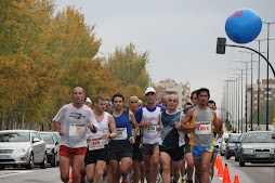 MARATON DE ZARAGOZA 2010