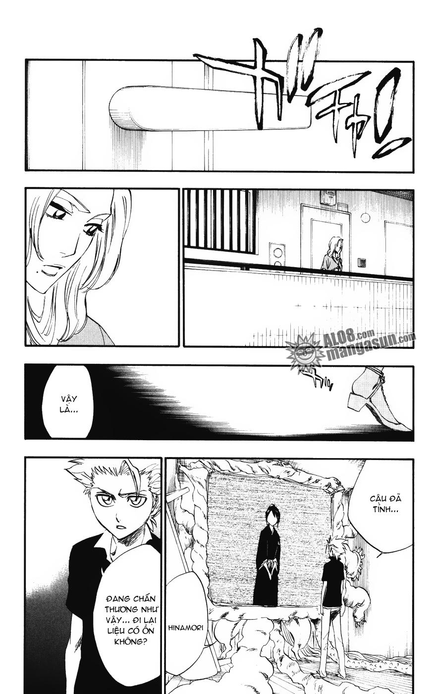 Bleach chap 224 Trang 9
