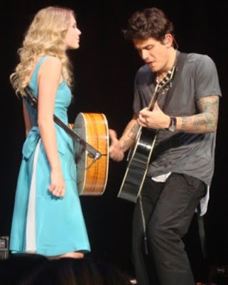 Taylor Swift John Mayer Song on Half Of My Heart   John Mayer Y Taylor Swift   Tv Online En Vivo