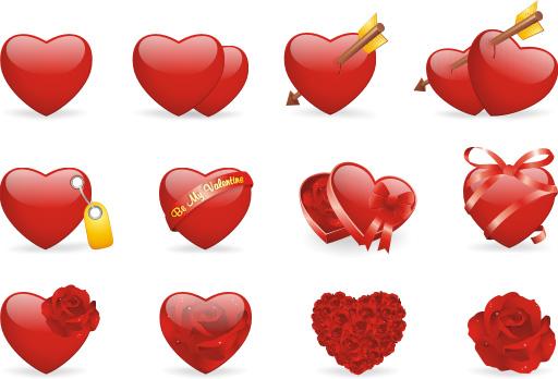 imagenes de corazones bonitos