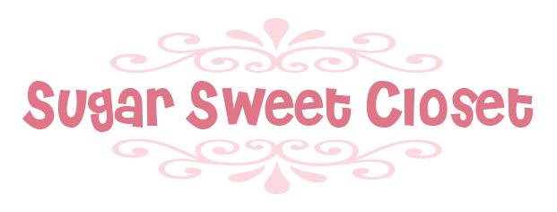Sugar Sweet Closet