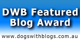 DWB Featured Blog Award