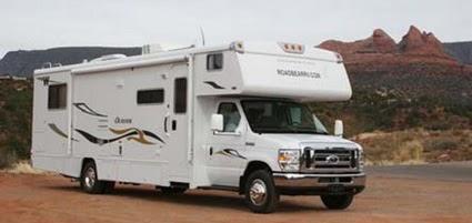 Perfect RV Rental Las Vegas NV Motorhome Rentals  RVsharecom