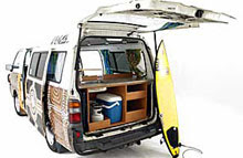 Sydney Campervan Hire