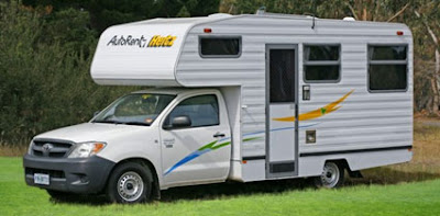 Launceston Campervan Hire
