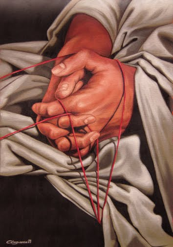manos cuerdas