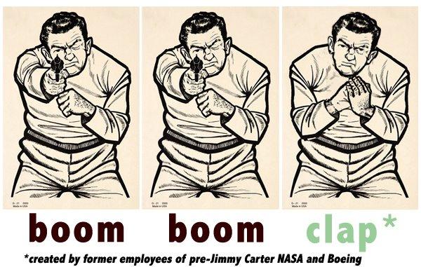 boom boom clap