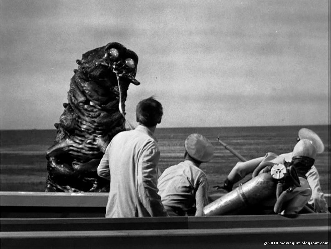 Vagebond s movie screenshots monster that challenged the world the