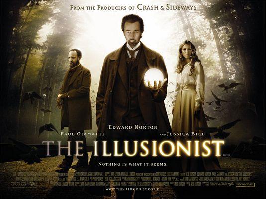 Vagebond's Movie ScreenShots: Illusionist, The (2006)