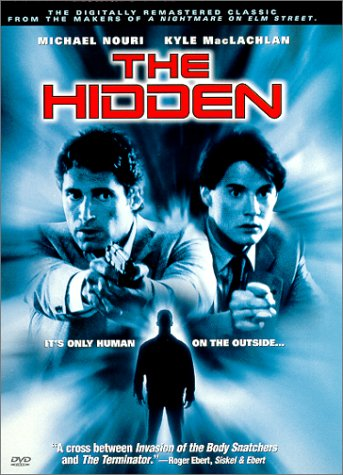 Michael Convertino The Hidden Original Motion Picture Soundtrack
