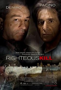 Sứ Mệnh Cuối Cùng - Righteous Kill (2008) Poster