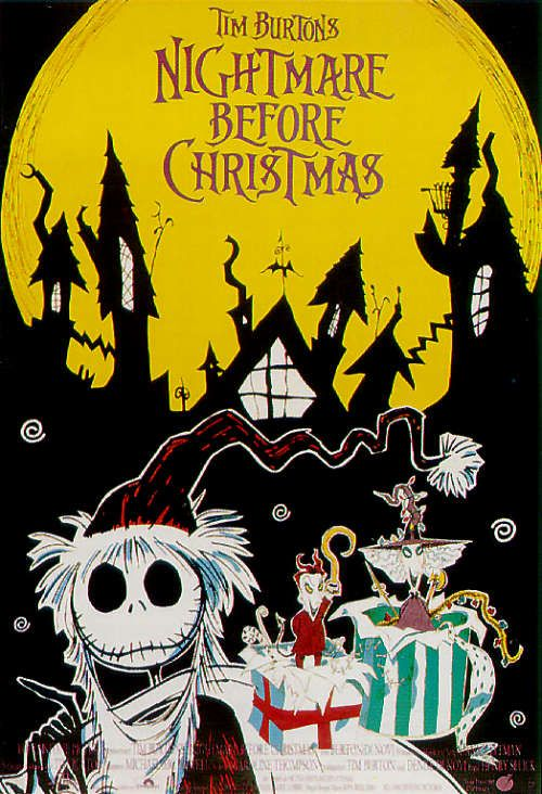 Vagebond's Movie ScreenShots: Nightmare Before Christmas, The (1993)