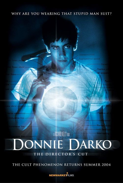 a review of the film donnie darko You know something is wrong the first time we see donnie darko (jake gyllenhaal) lying in the middle of a hilltop road is he injured is he dead.