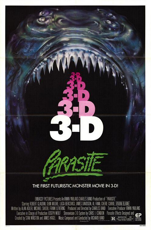vagebonds movie screenshots parasite 1982