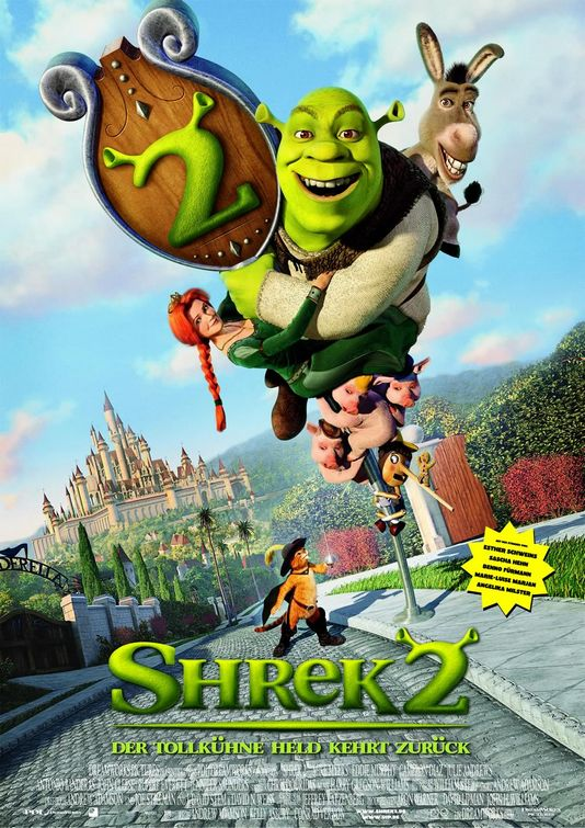 in the movie shrek directed by Shrek is a 2001 american computer-animated fantasy film loosely based on william steig's 1990 fairy tale picture book of the same name and directed by andrew adamson and vicky jenson in.
