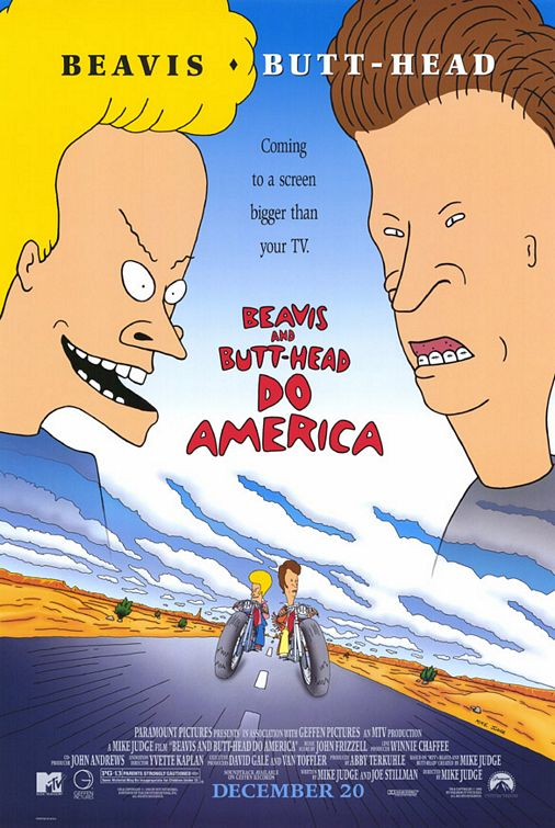 Beavis and Butt-Head - Season Two movie