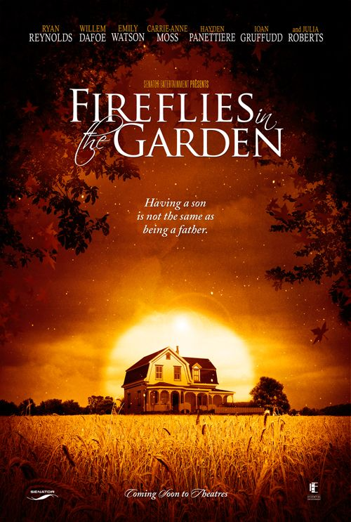 vagebond 39 s movie screenshots fireflies in the garden 2008