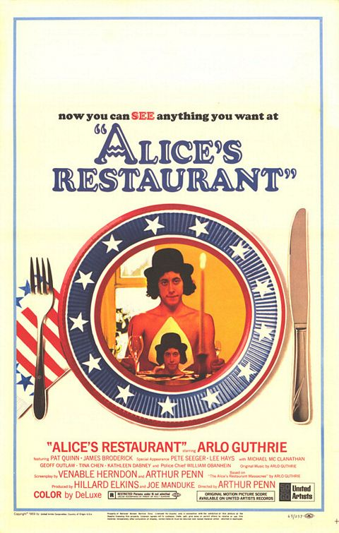 Alice's Restaurant movie