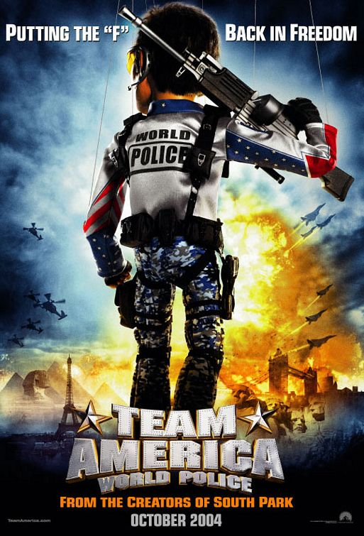 Team America: World Police movie