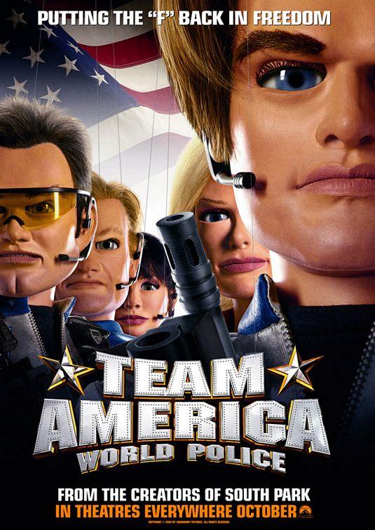 team america Mr murry (chris pine) is the doppelgänger of gary johnston from team america:  world police #awrinkleintime pictwittercom/ixmldvj5nv.