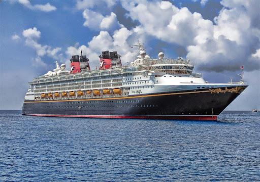 Disney Magic Mediterranean Cruise 2010