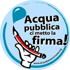 Firma per l&#39;Acqua Pubblica