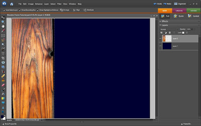 Wooden Frames Photoshop