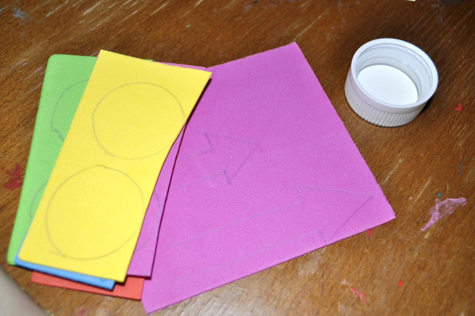 Craft foam sheets for Craft ideas using foam sheets