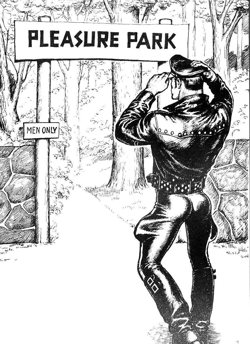 Tom of Finland - Kake 20: Pleasure Park