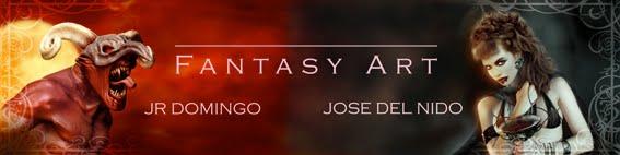 Fantasy Art JRDomingo/Jose del Nido