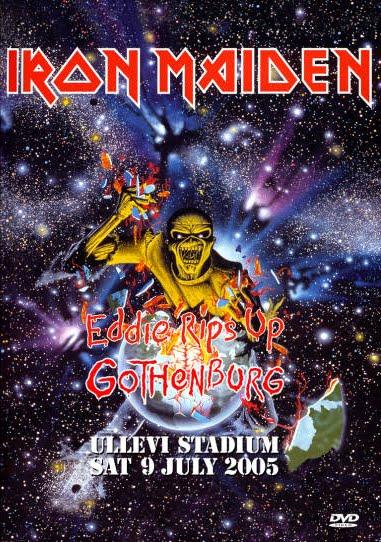 Iron Maiden World Piece Tour Setlist