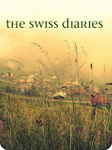 My diary from when I lived in Switzerland