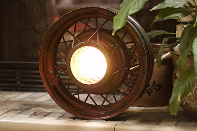 Antique Rim Spotlight