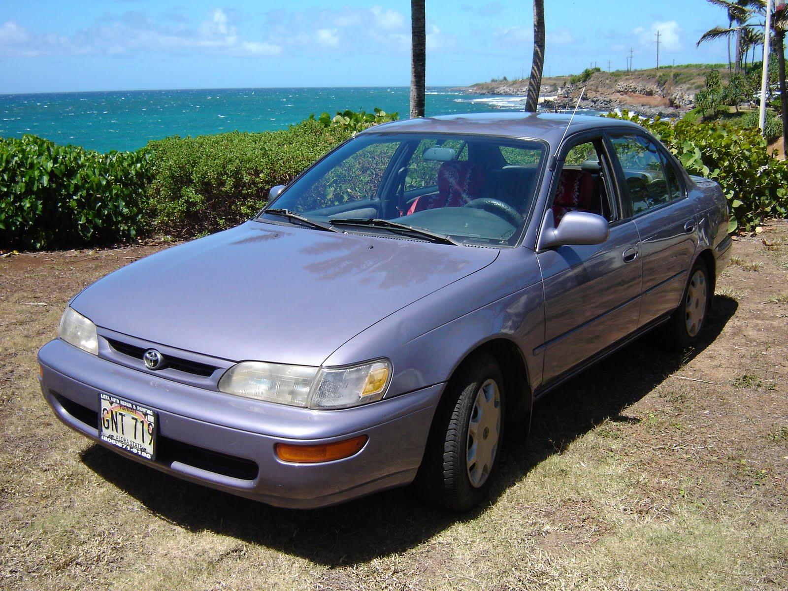 Cheap Car Rental Maui