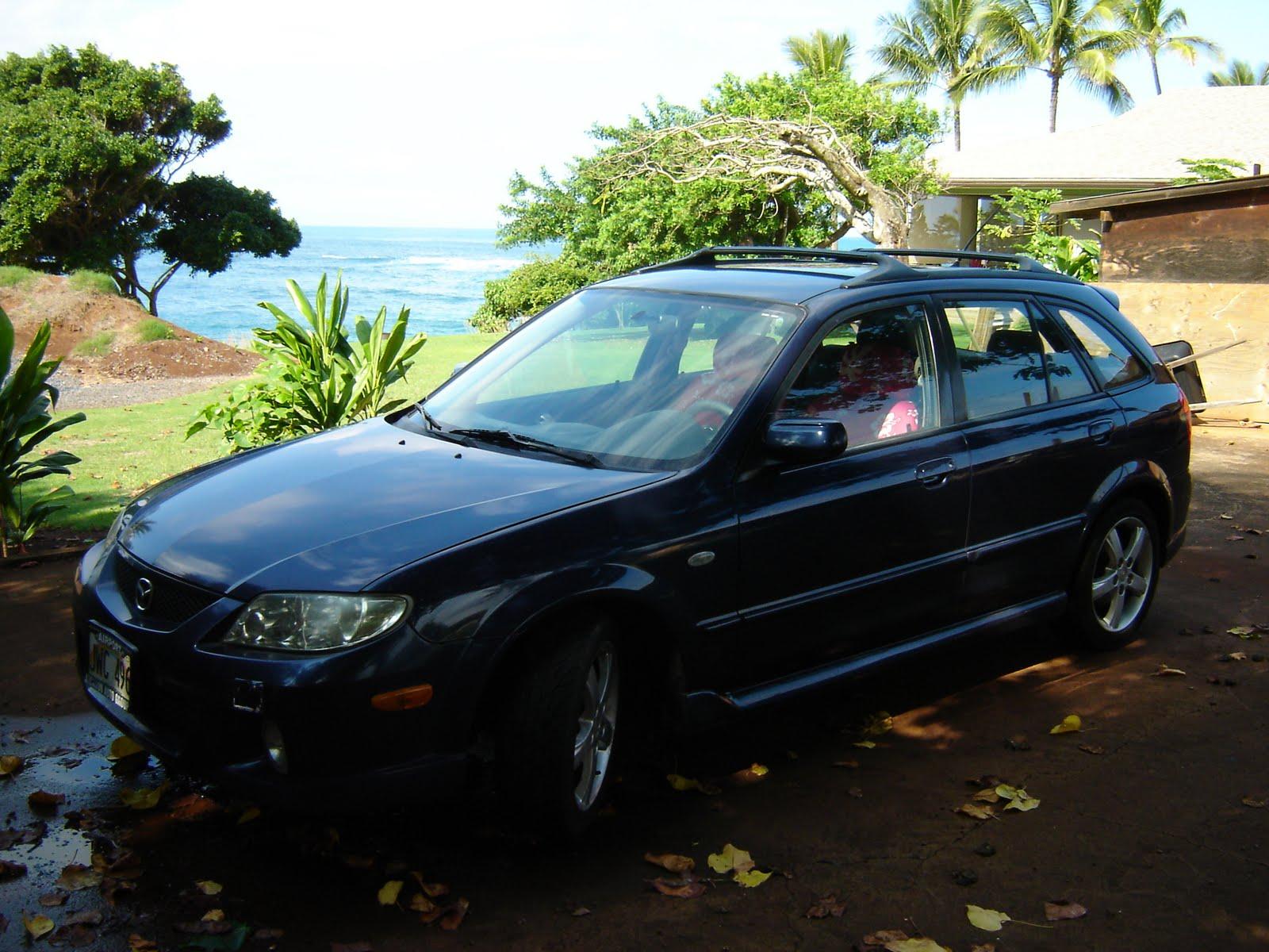 Maui Rental Cars Franks Friendly Car Llc Mazda 2002 Protege 5 Wagon Protege5 Sport