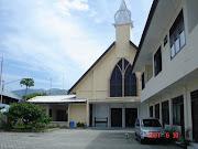 Tampak Depan Gereja