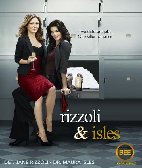 Ryanverse: Rizzoli & Isles