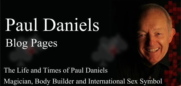The Life and Times of Paul Daniels