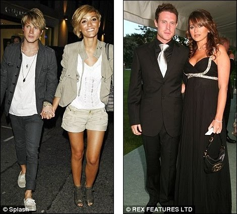 Dougie Poynter Girlfriend