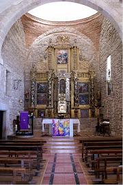 ALTAR IGLESIA DE BOGAJO