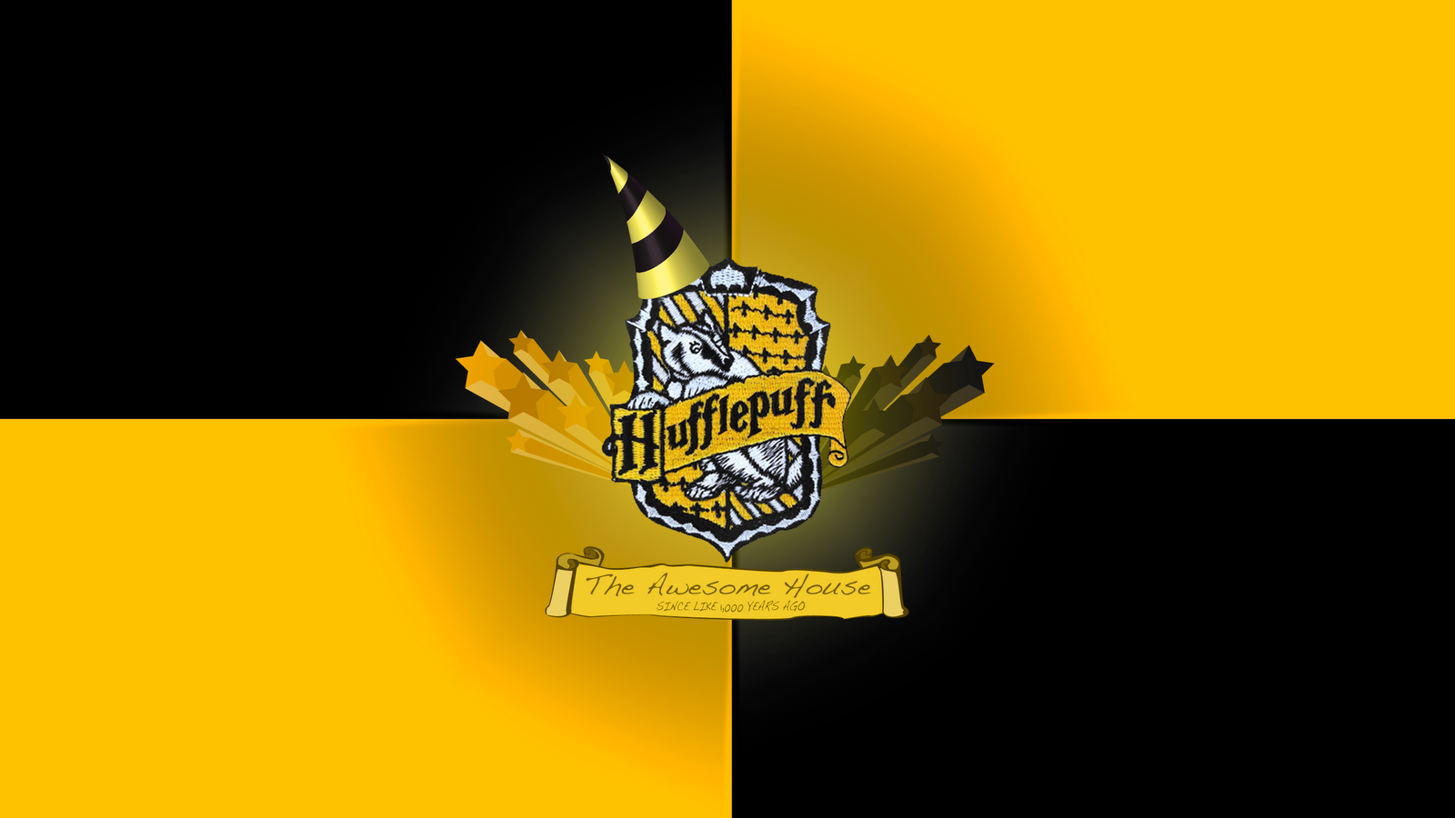 An Awesome Wallpaper For All The New Hufflepuffs In R Harrypotter