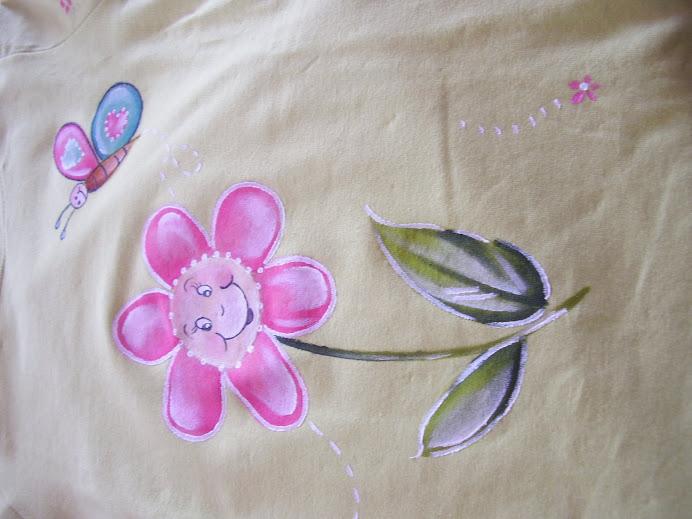 camisola de criança