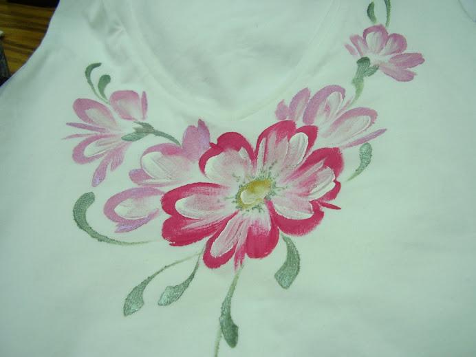camisola da mãe da Paula