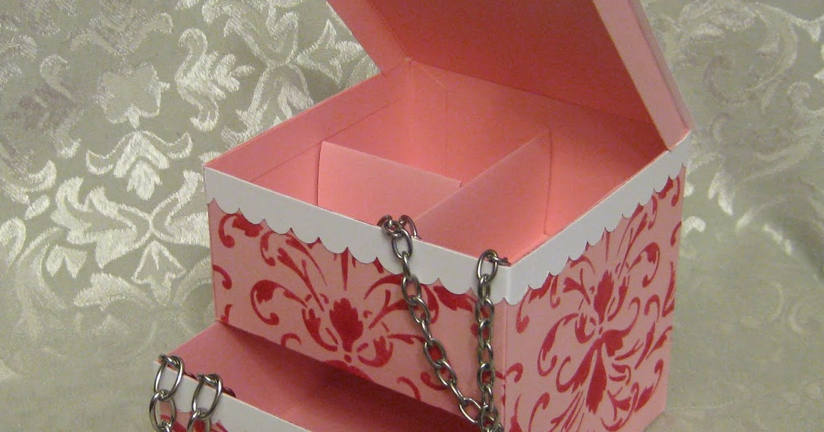 Stamp n design store brocade jewelry box - Brocade home decor style ...