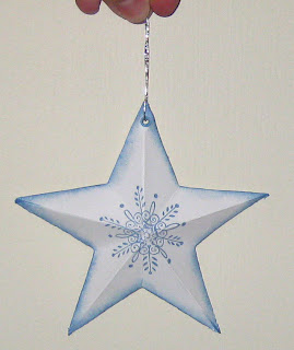 Folded Star Christmas Ornament | ThriftyFun